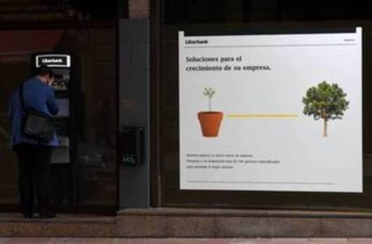 Liberbank pierde 270 millones de euros en el tercer trimestre al reducir su exposición al 'ladrillo'