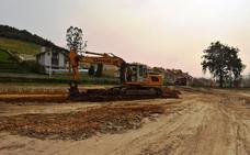 El Gobierno inicia la construcción del nuevo colegio de Renedo