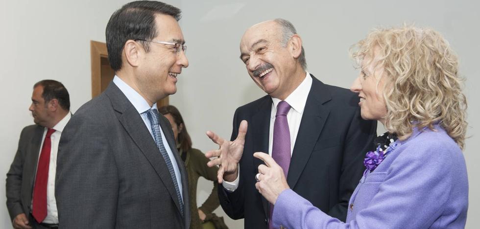 Cantabria apuesta por «estrechar lazos» de cooperación con China