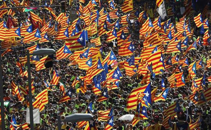 Cronología de la independencia de Cataluña