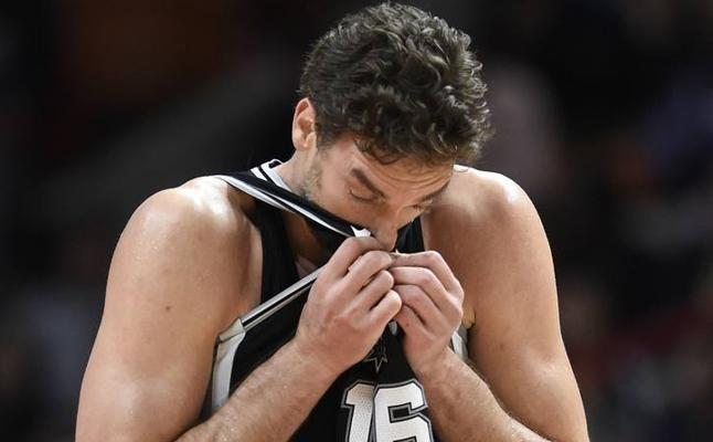 Un 'doble-doble' de Pau Gasol no sirve a los Spurs para ganar a los Magic