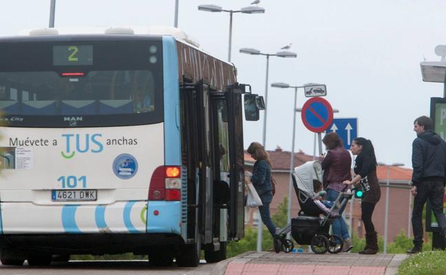 Más autobuses a Ciriego con motivo de Todos los Santos