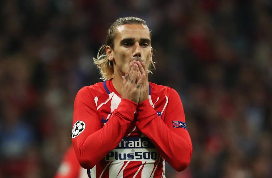 Los mejores momentos del Atlético-Qarabag, en imágenes