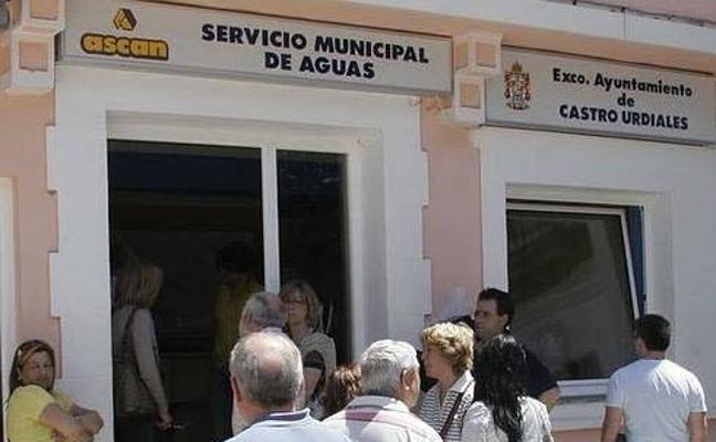 Castro habilita 5,6 millones de euros para indemnizar a Ascán por el pleito del agua