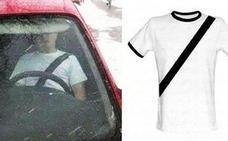 La Guardia Civil alerta del uso de camisetas antimultas