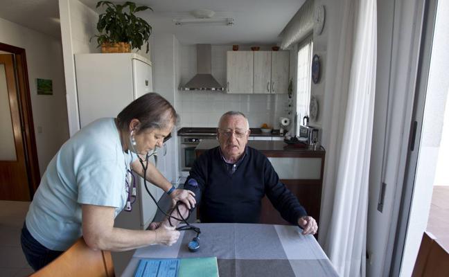 Sierrallana pone en funcionamiento la Unidad de Hospitalización Domiciliaria