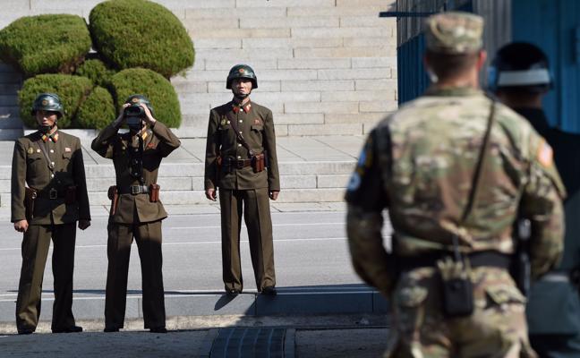 Trump no visitará la frontera entre las dos Coreas durante su viaje