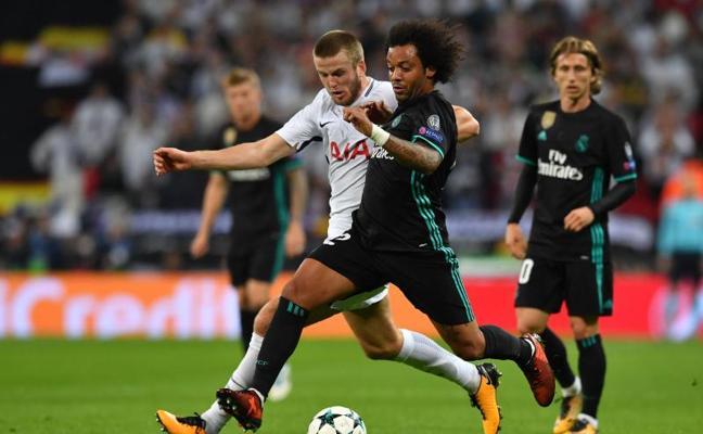 El Madrid hace aguas atrás