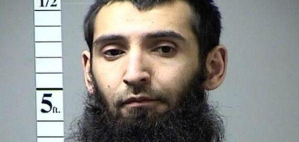 El autor del atentado de Nueva York: un inmigrante uzbeko de 29 años que trabajaba en Uber