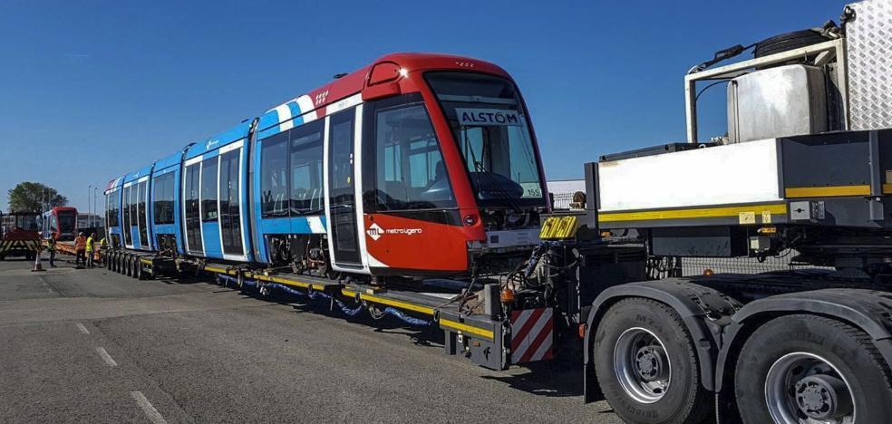 Tranvías con destino a Australia