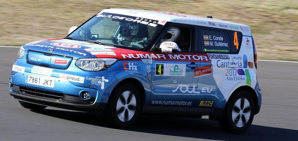 Conde y Gutiérrez, sensación agridulce en el e-Rally de Montecarlo