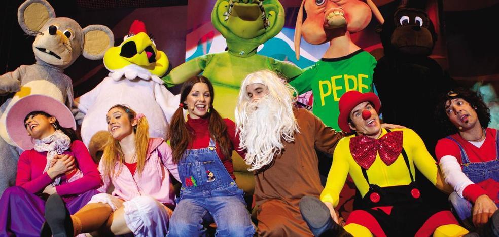 Los grupos Cantajuego y Pica Pica y un concierto sinfónico, en el programa 'Navidad en familia'