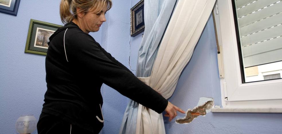 Sniace debe indemnizar con 106.000 euros los daños en viviendas de Ganzo