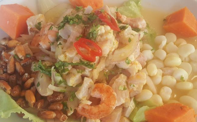 La cultura y el sabor de la cocina peruana