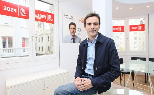 «Quiero que Santander tenga un alcalde socialista en 2019»