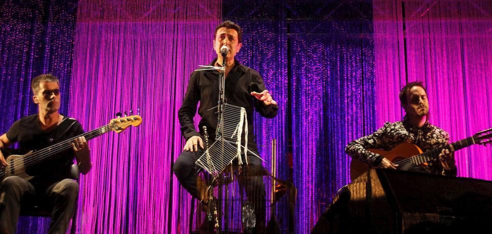 Manolo García presentará el 19 de mayo en Santander su último disco