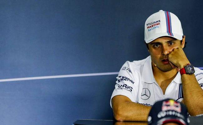 Massa dice adiós la F1… otra vez