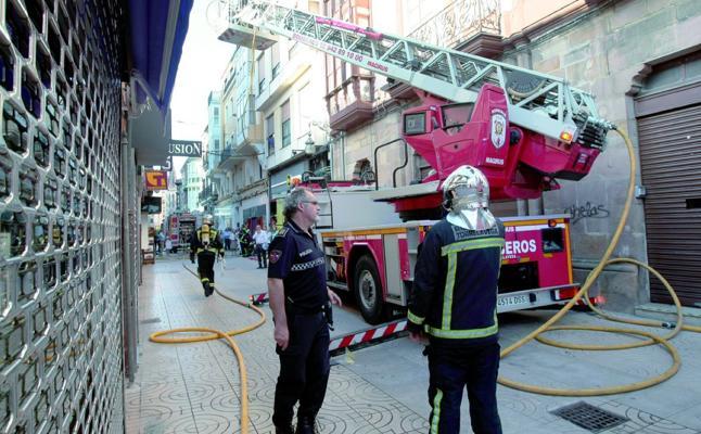 Un informe desvela graves carencias en el servicio comarcal de bomberos