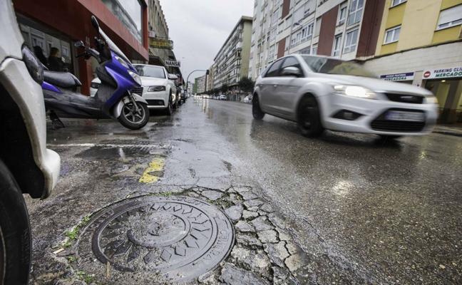 Casi 40 calles del centro y la periferia se asfaltarán con el próximo plan local