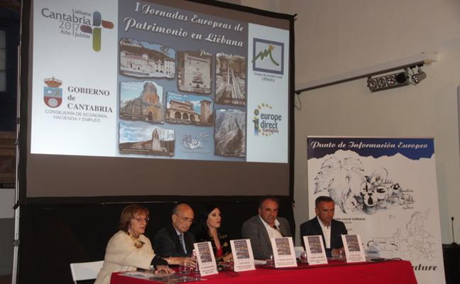 Liébana acogió las Primeras Jornadas Europeas de Patrimonio