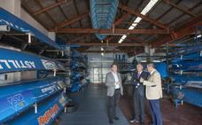 El edificio del Remo será reformado con una ayuda de 50.000 euros