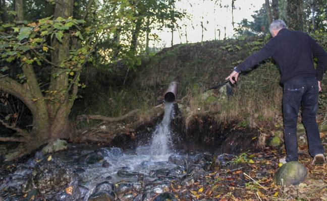 MARE afirma que las aguas del Balneario causan el mal olor en la depuradora de Liérganes