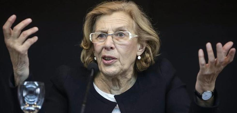 Hacienda interviene el Ayuntamiento de Madrid