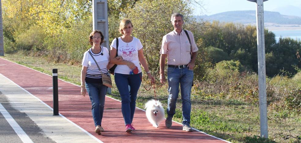 Una senda peatonal de tres kilómetros unirá Arroyo con Villanueva de Las Rozas