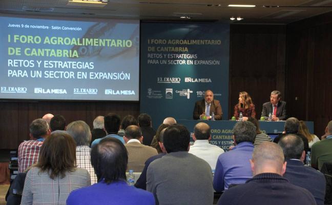 «La unión de pequeñas empresas agroalimentarias es la solución para su internacionalización»