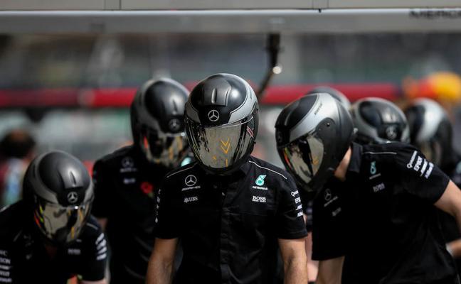 Asaltados varios empleados de Mercedes a la salida del autódromo de Sao Paulo