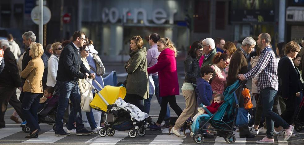 Cantabria perderá el 9% de su población actual en las próximas dos décadas