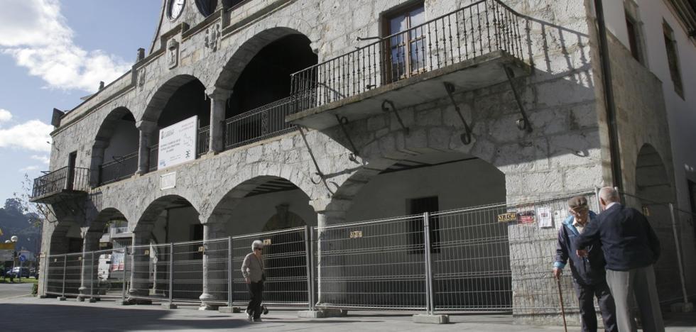Comienzan las obras de reforma de la antigua Casa Consistorial