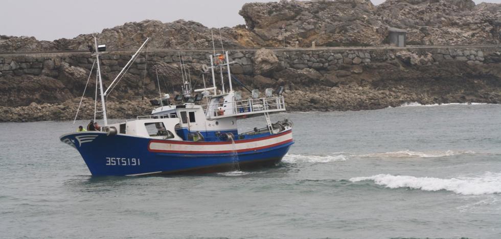 Obras Públicas dragará la roca de la canal del puerto de San Vicente