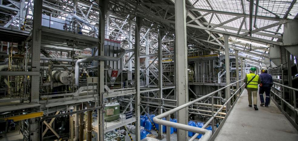 El Gobierno avala el permiso ambiental de la nueva planta de cloro de Barreda
