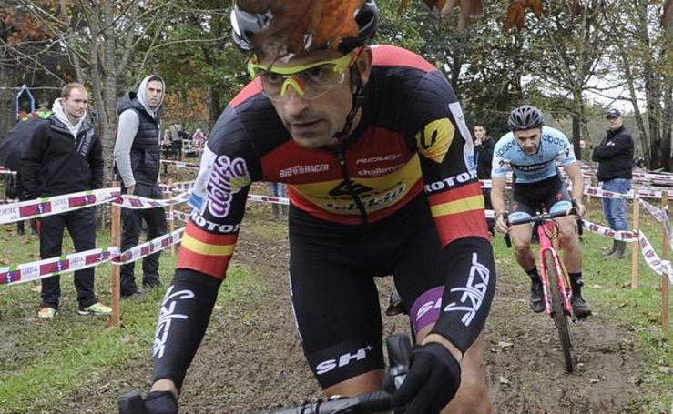 Imágenes del ciclocross de Elorrio