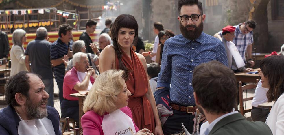 Los tópicos catalanes arrasan en Telecinco