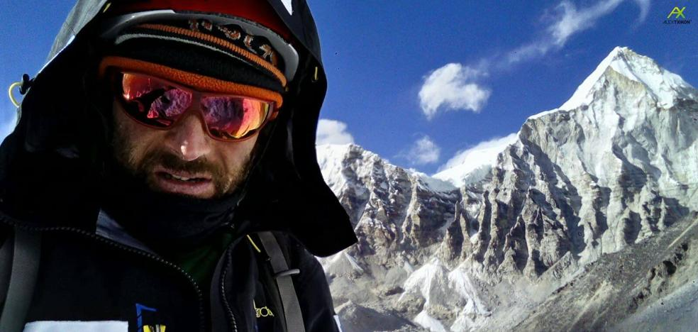 Alex Txikon inaugura hoy la Semana Cultural de Montaña de Reinosa