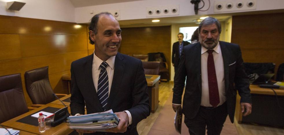 Diego se considera el «máximo responsable político» del proyecto fallido de Ecomasa