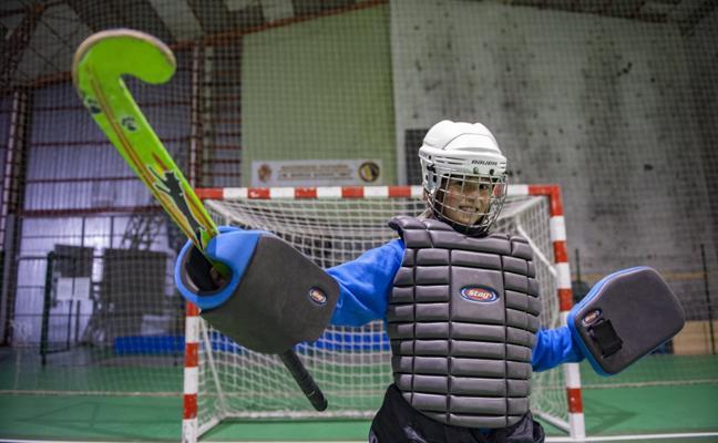 Las guerreras del hockey reinosano
