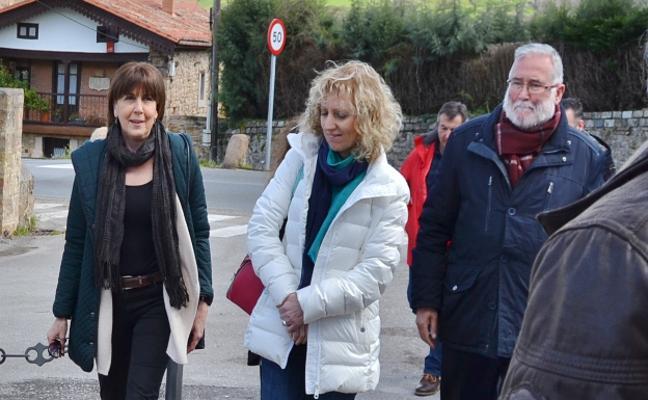 Teresa Montero es elegida secretaria general de los socialistas de Molledo