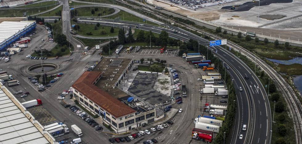 Industria negocia con el Puerto una prórroga para la Ciudad del Transporte