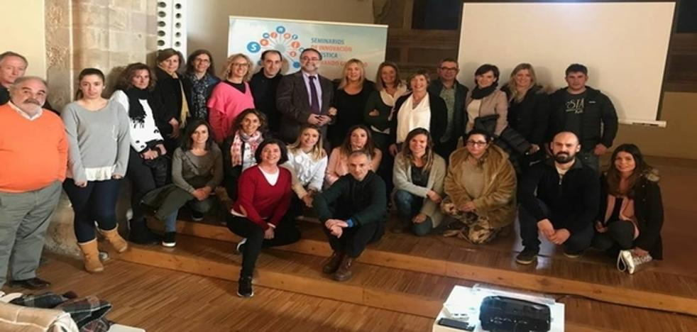 Fernando Gallardo ofrece en Potes un seminario sobre innovación turística