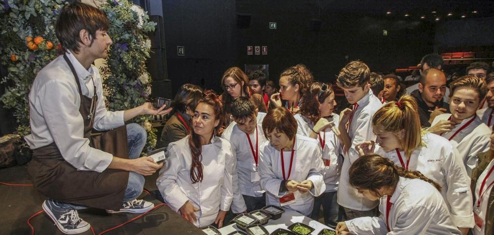 El congreso Cocinart reunirá en Torrelavega a algunos de los mejores chef de España