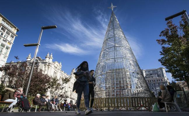La iluminación de Navidad se encenderá el día 1 de diciembre