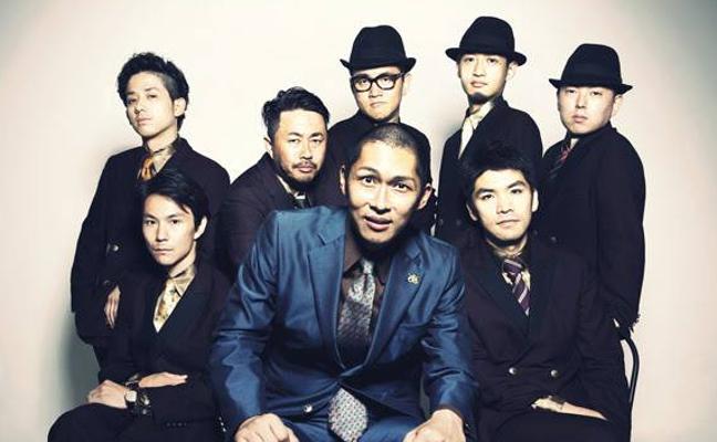 Funk japonés con Osaka Monaurail