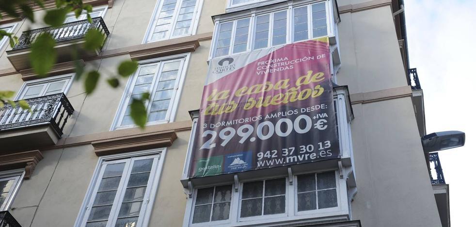 Una vivienda de 125.000 euros costará 3.000 más con el nuevo impuesto, alertan las agencias