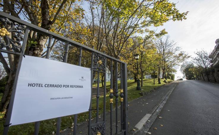 El Hotel Real cierra para abordar la reforma interior