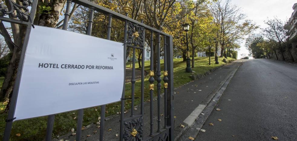 El Hotel Real ya está cerrado para comenzar su reforma interior