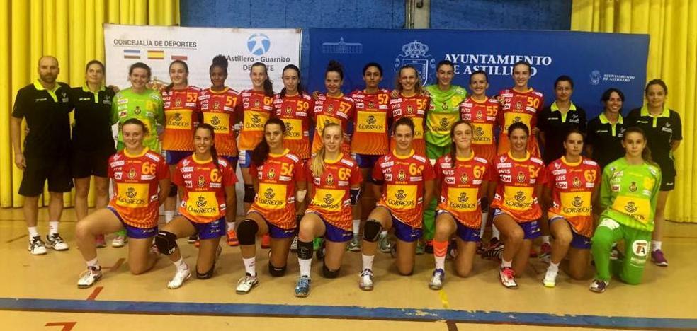 España se medirá a las selecciones de Francia, Alemania y Polonia en Camargo
