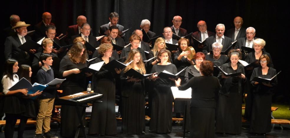 Los Corrales de Buelna programa un fin de semana musical y solidario